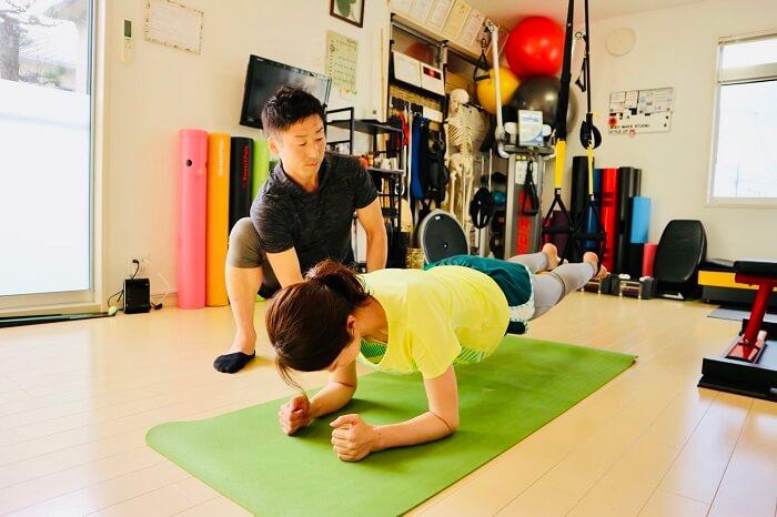 福山市パーソナルトレーニング